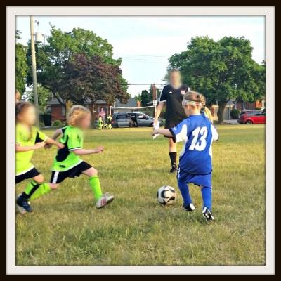 POD: Violet's Soccer Game