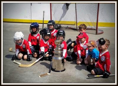 POD: Ball Hockey Champions