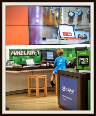 POD: Is it the Minecraft or Microsoft store
