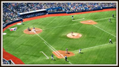 POD: Baseball Action