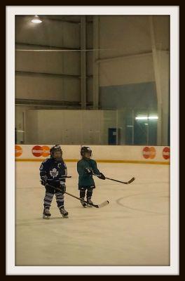 POD: Hockey Tryout