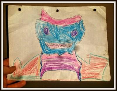 POD: Violet's Bat