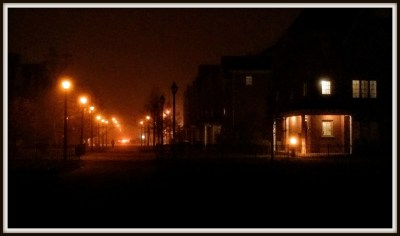POD: A Foggy Night