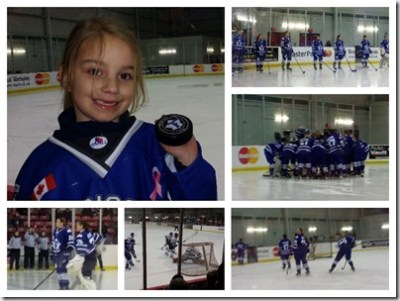 POD: Valintines Day Hockey with Violet
