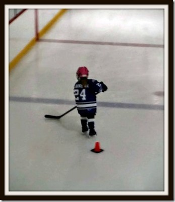 POD: Working on Hockey Skills