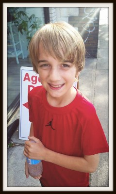 POD: A new haircut for Jacob