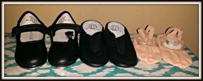 POD: Violet's Dance Shoes
