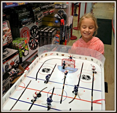POD: Table Hockey