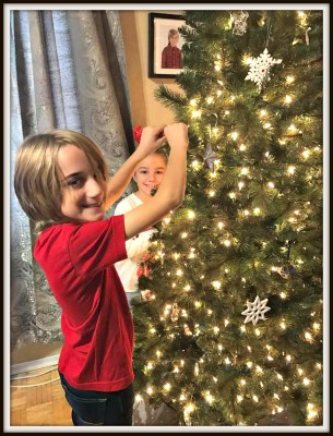 POD: Decorating the Tree