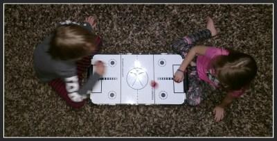 POD: Air Hockey