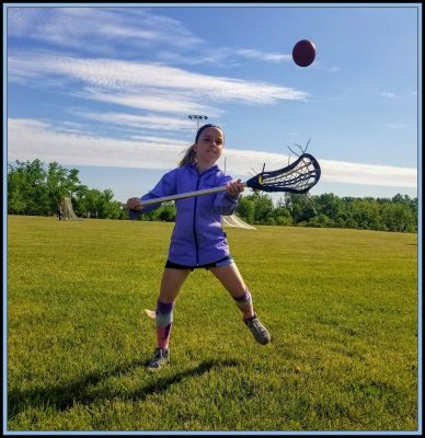 POD: Lacrosse warmup