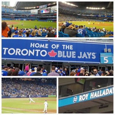 POD: Blue Jays Game