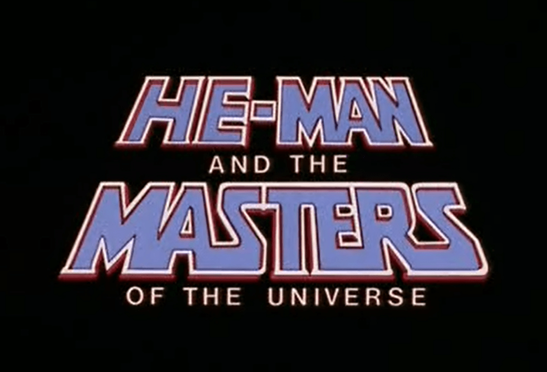 He Man And The Masters Of Universe Logo