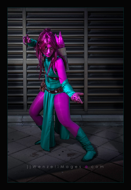 Blink From X Men Cosplay