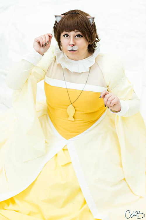 Haru From The Cat Returns Cosplay