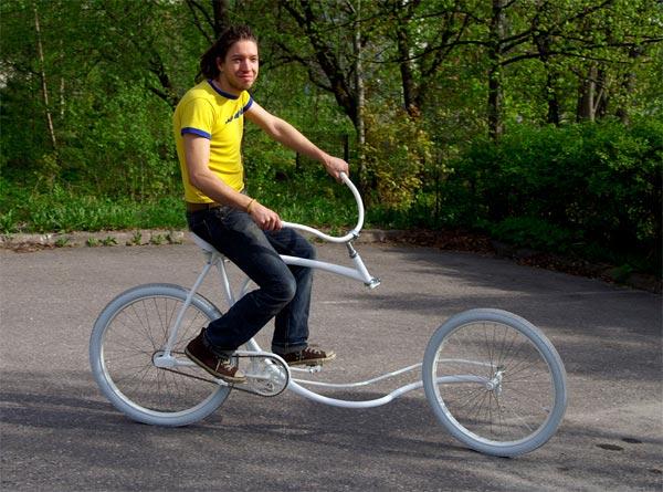 The Forkless Bike