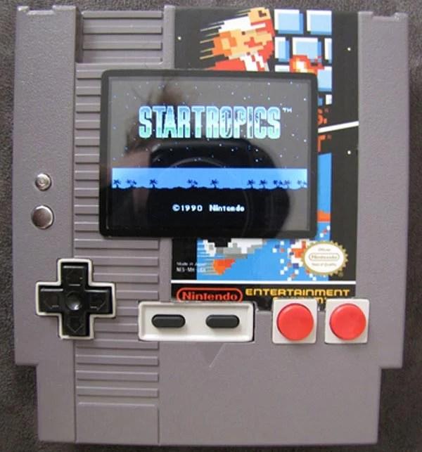 NES Cartridge Console Mod