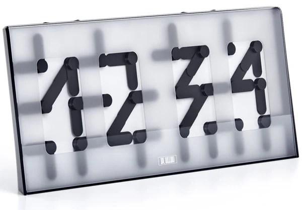 Art Lebedev's Segmentus Clock