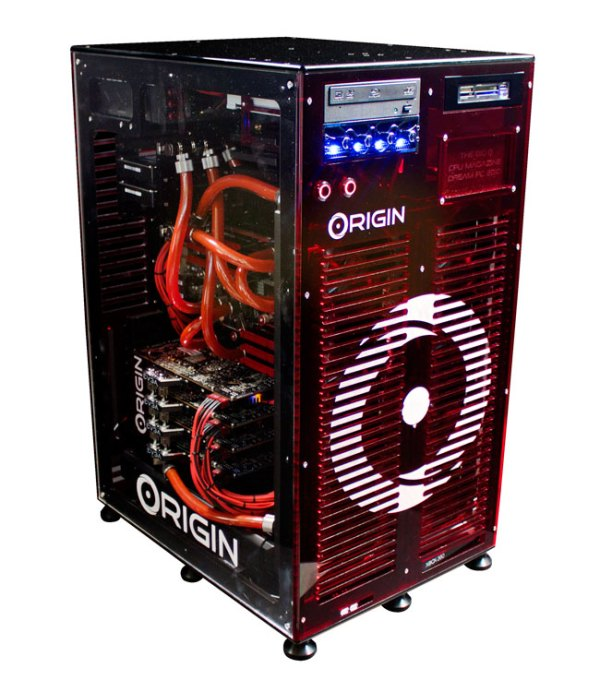 Origin PC Big O Gaming PC, Xbox Hybrid