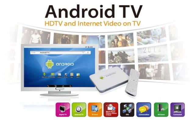 Android TV1 MediaTek anuncia a sua linha de processadores para SmartTVs com Android image