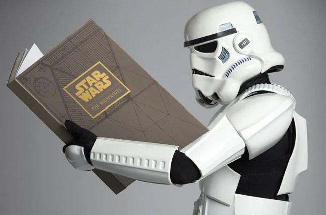 Star Wars Blueprints Book
