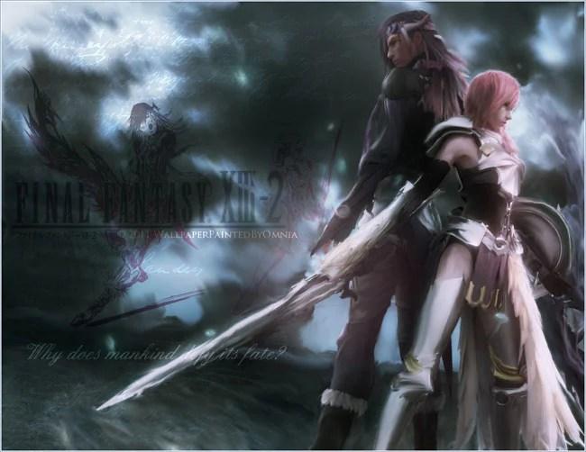 New Final Fantasy XIII 2 Battle Of Valhalla Trailer Video