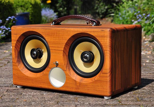 Thodio IBox CX IPod Speaker Looks Awesome