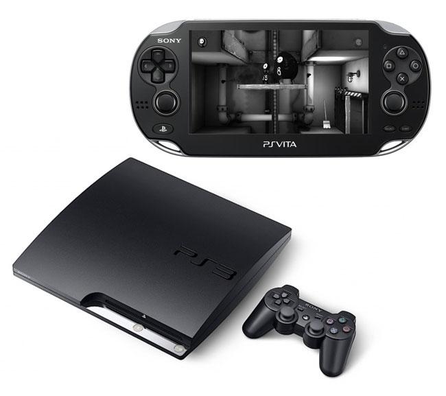 PS Vita PS3