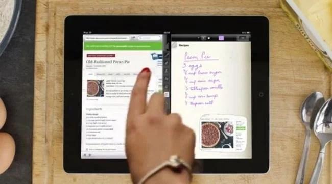 Tapose iPad
