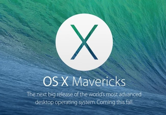 Apple OS X Mavericks