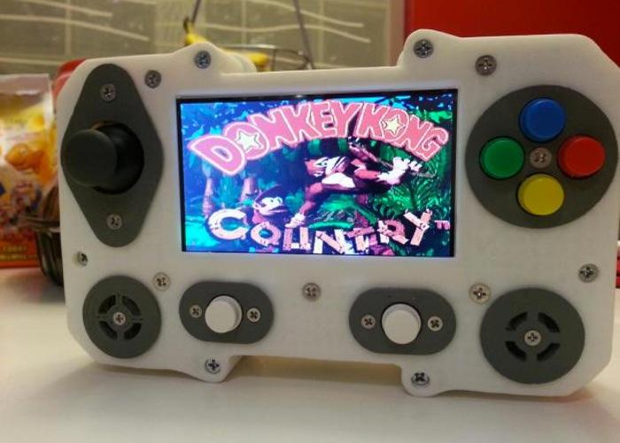 Raspberry Pi Handheld Gaming 2 Raspberry Pi Handheld