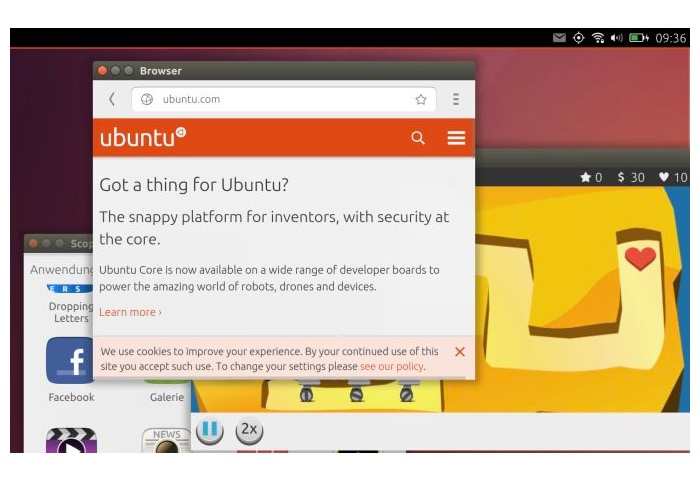 Ubuntu Touch apps