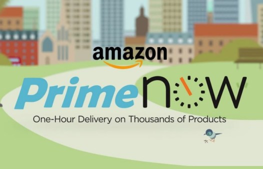 Amazon One-Hour London