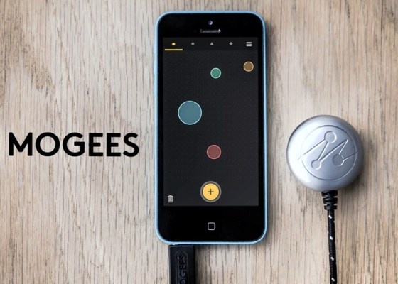 Mogees