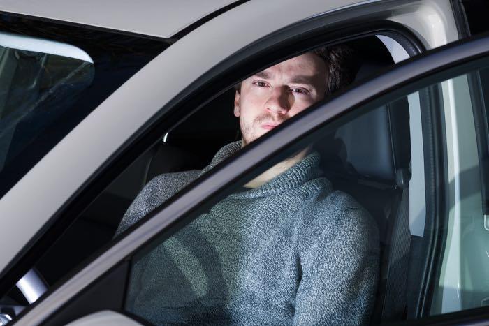 George Hotz's Self Driving Car