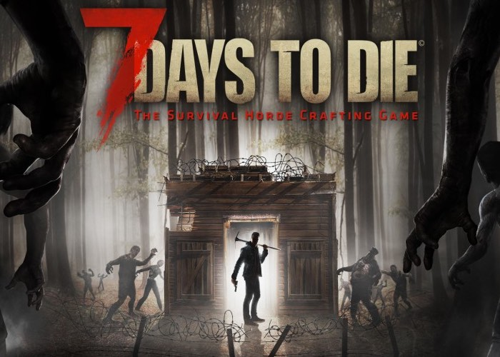 7 Days To Die Launching On PS4 And Xbox One In June Video