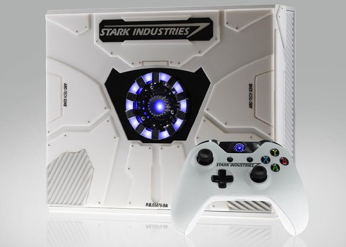 Iron Man Xbox One Special Edition