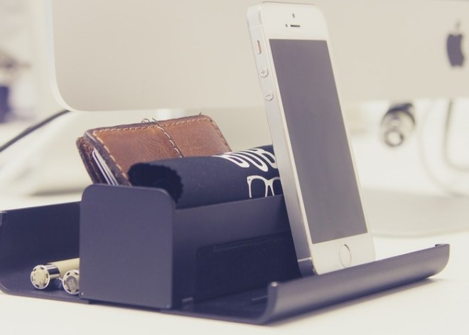 BOB Desktop And Device Tidy And Dock Charger