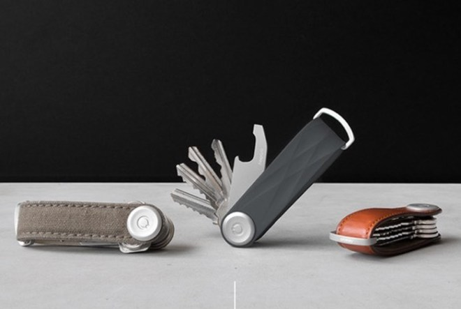 Easier Way To Carry Your Keys Orbitkey