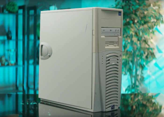 ultimate sleeper pc equipped with intel