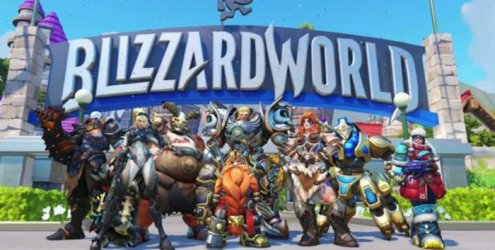 Blizzard World Map On Overwatch Is Live   Geeky Gadgets Last week Blizzard announced that the    Blizzard World    map for Overwatch  would be launching this week  and true to their word  it has