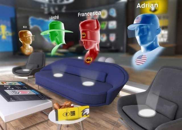 Livelike VR Sports Viewing Platform