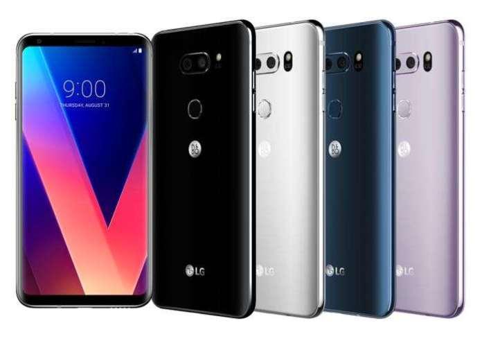 LG V30s će imati 256 GB ROM