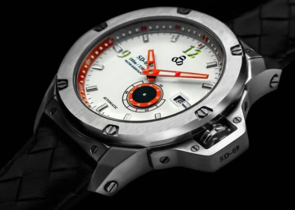 SD09 UFO Spacecraft Watch Inspired By Space And UFOs