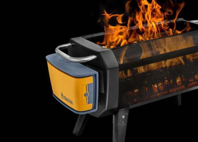 portable Smokeless Fire