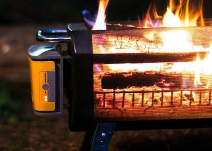 Smokeless Firepit