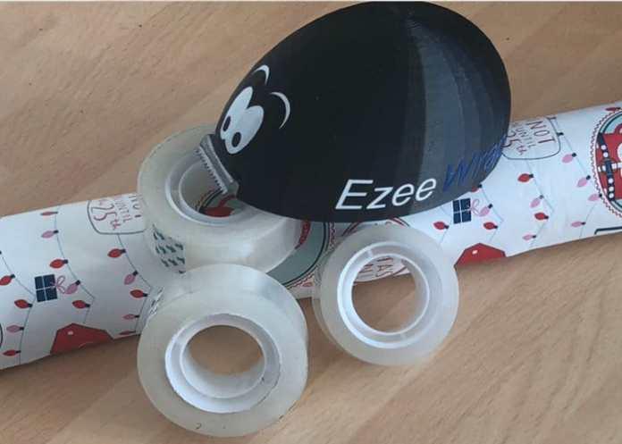 Ezee Wrap One Handed Tape Dispenser