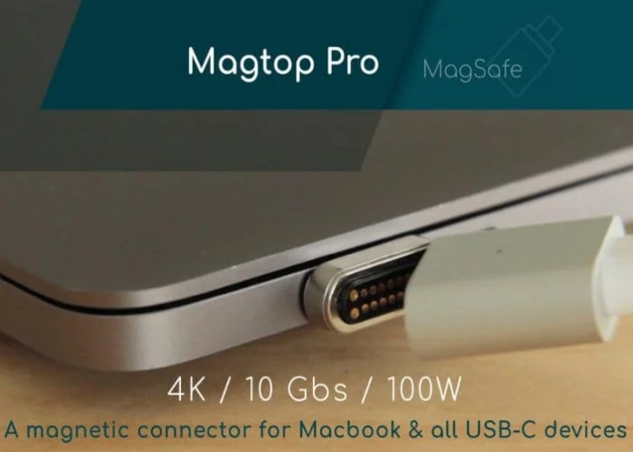 Magtop Pro Magsafe Magnetic Adapter