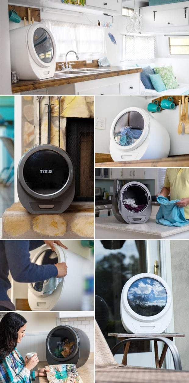 countertop tumble dryer
