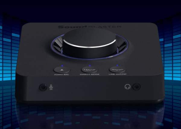 Creative Sound Blaster X3 with Super X-Fi for $120 - Geeky ...